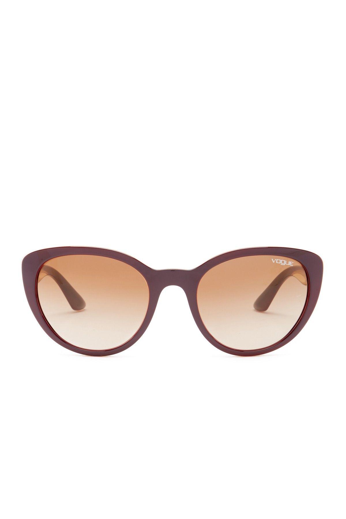 Women's Plastic Frame Sunglasses