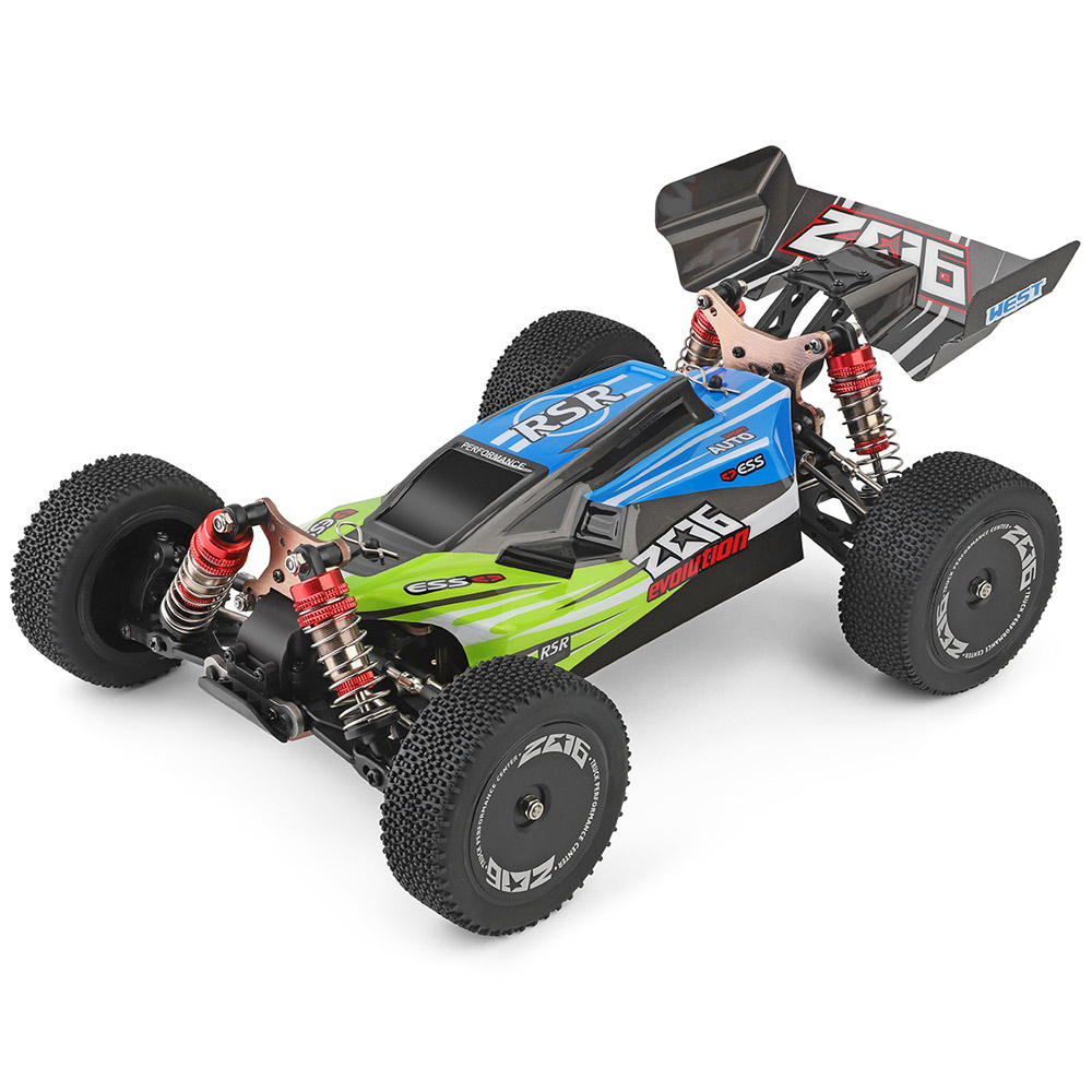 Wltoys 144001 1 14 2 4g 4wd High Speed Racing Rc Car Vehicle Models 60km H Rc Cars Remote Control Cars Rc Buggy
