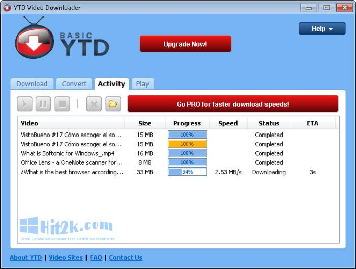 Ytd Video Downloader 5 7 Pro For Ytd Video Converter With Images