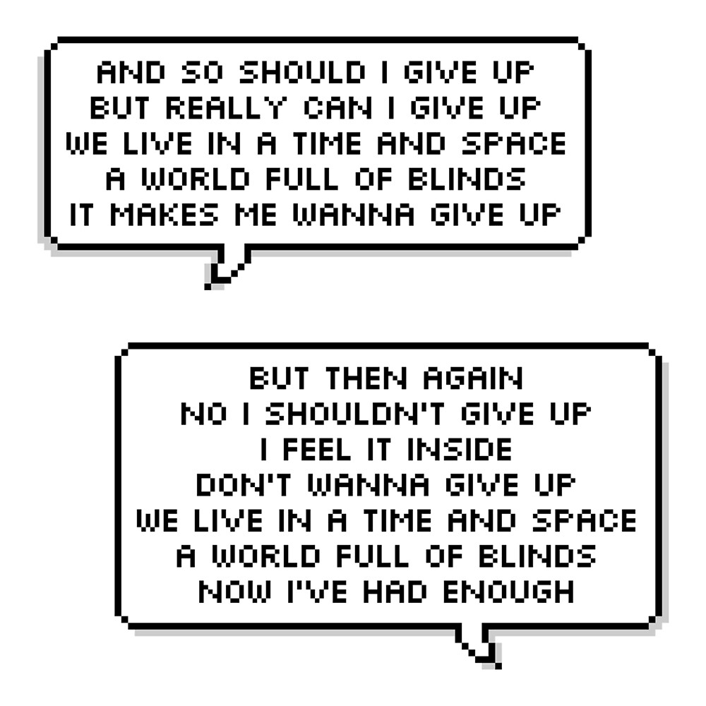Stray Kids Maze Of Memories Speech Bubble Quote By Angiecat Art Redbubble Bubble Quotes Quotes Kpop Quotes