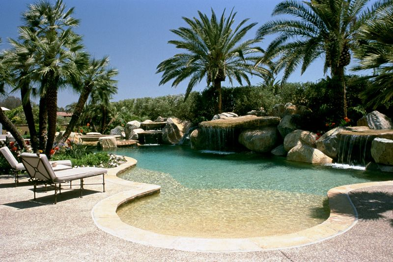 Walk in pools design plans with the right designer and for Walk in pool designs