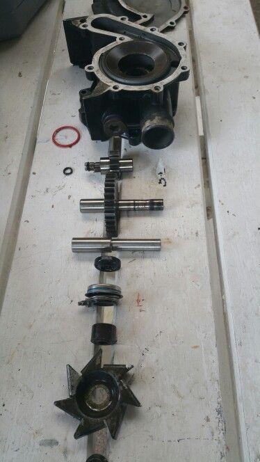 Advise on oil/water pump rebuild 821bc51fa6ae6516a970cad1f9e854bb