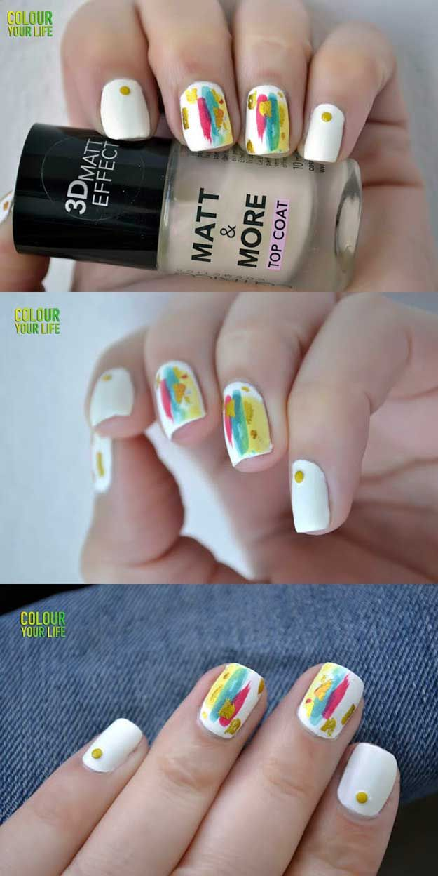 75 Most Creative Nail Art Ideas We Could Find | Pinterest | Creative ...