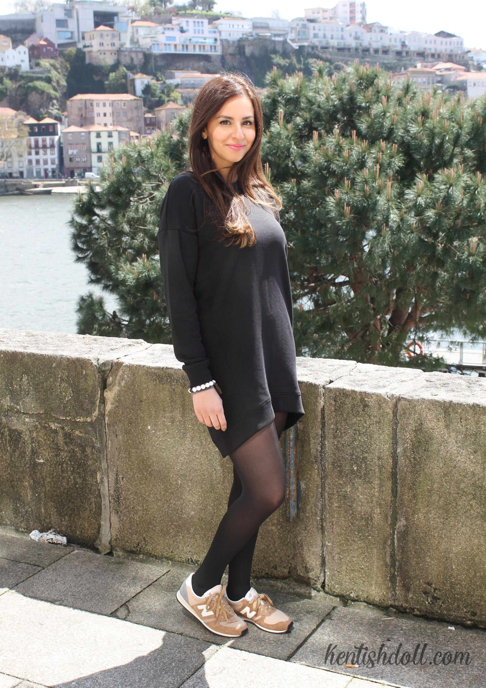 Pantyhose with an outfit foto 961