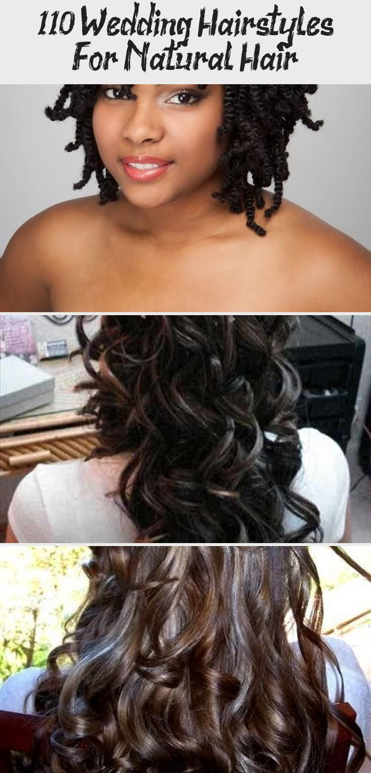 110+ Wedding Hairstyles For Natural Hair | African wedding hairstyles, Wedding hairstyles, Natural hair styles