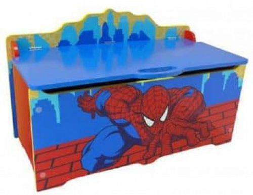 Amazing and Marvelous Spiderman Bedroom Furniture You\'ll Love ...