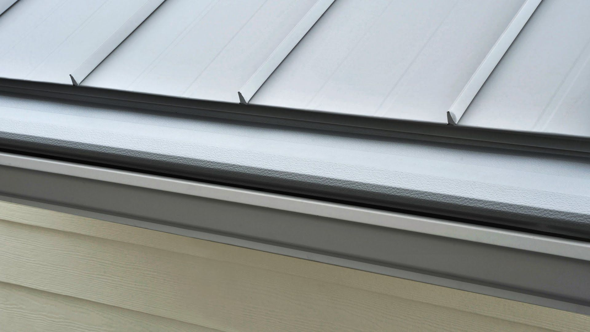 Tired Of Cleaning Your Gutters It S Time To Get Off The Ladder And Get Gutter Helmet With Our Gutter P Gutter Helmet Gutter Protection How To Install Gutters