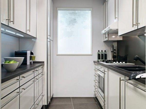 am nagement petite cuisine le guide ultime cuisine pinterest cuisine en longueur petite. Black Bedroom Furniture Sets. Home Design Ideas
