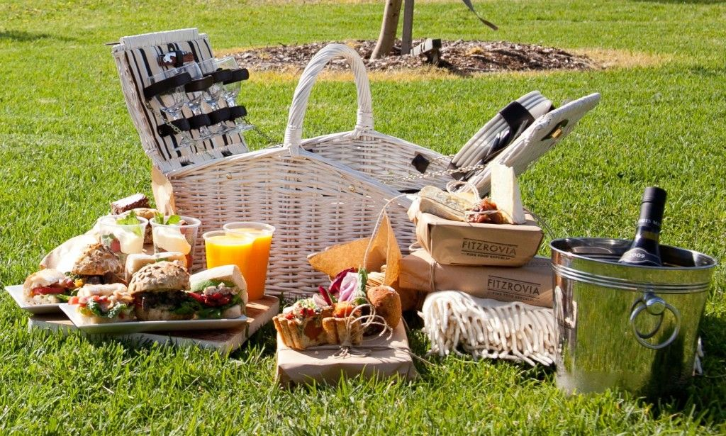 Picnic Basket Breakfast Ideas : Petit miamx a melbourne gourmet picnic hampers in