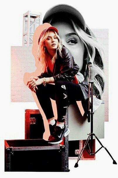 Pin On Zara Larsson Swedish Singer Songwriter