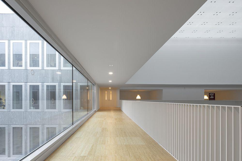 Gallery Of Chambre De Metiers Et De L Artisanat Kaan Architecten Pranlas Descours Architect Associates 14 Design Van Damme Chambre