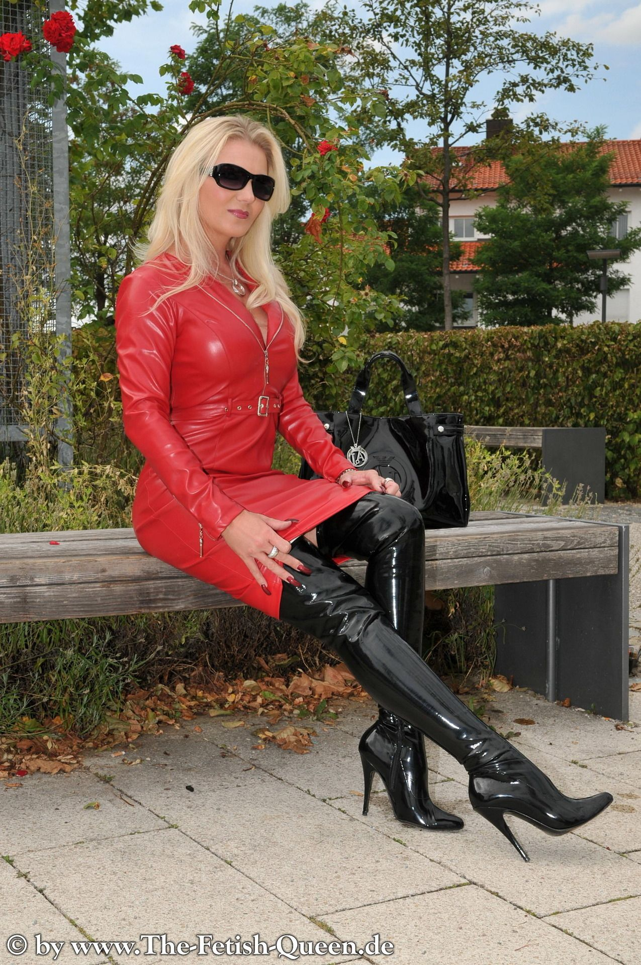 d8ae98198 Latex leather Fetishism | queen