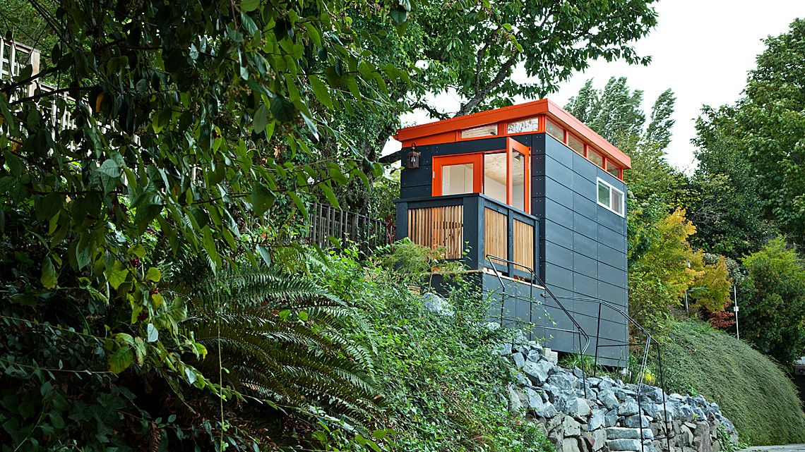 Modern Shed Solutions For Limited Living Space Storage Space