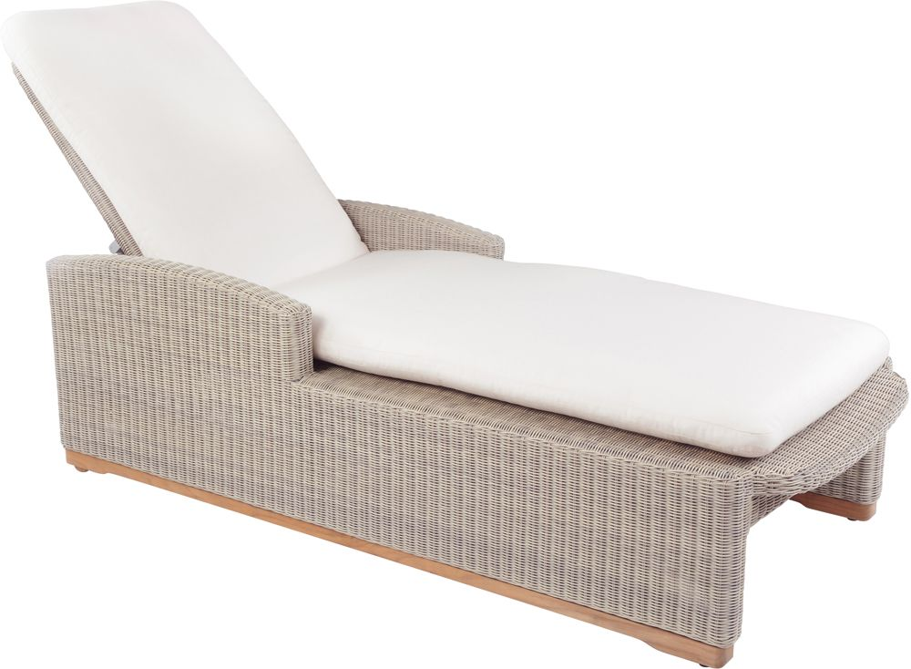 kingsley bate westport chaise lounge