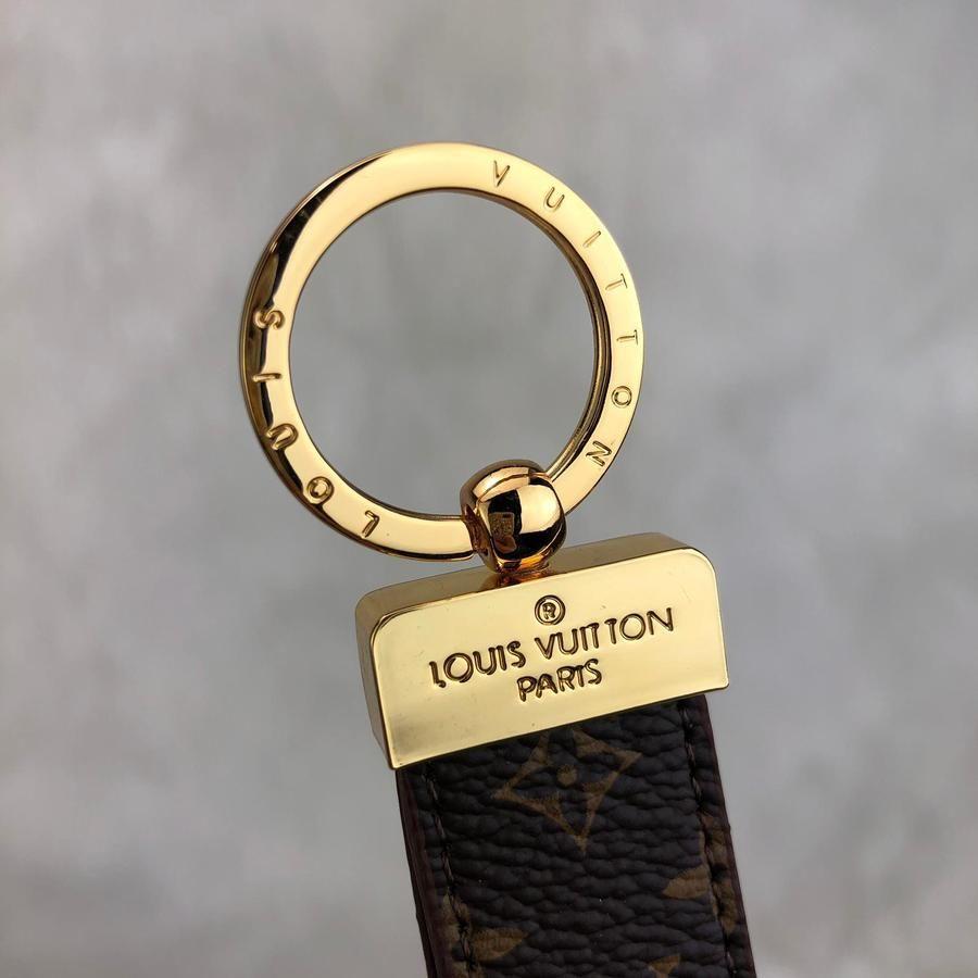 Louis vuitton dragonne key holder in 2020 louis vuitton