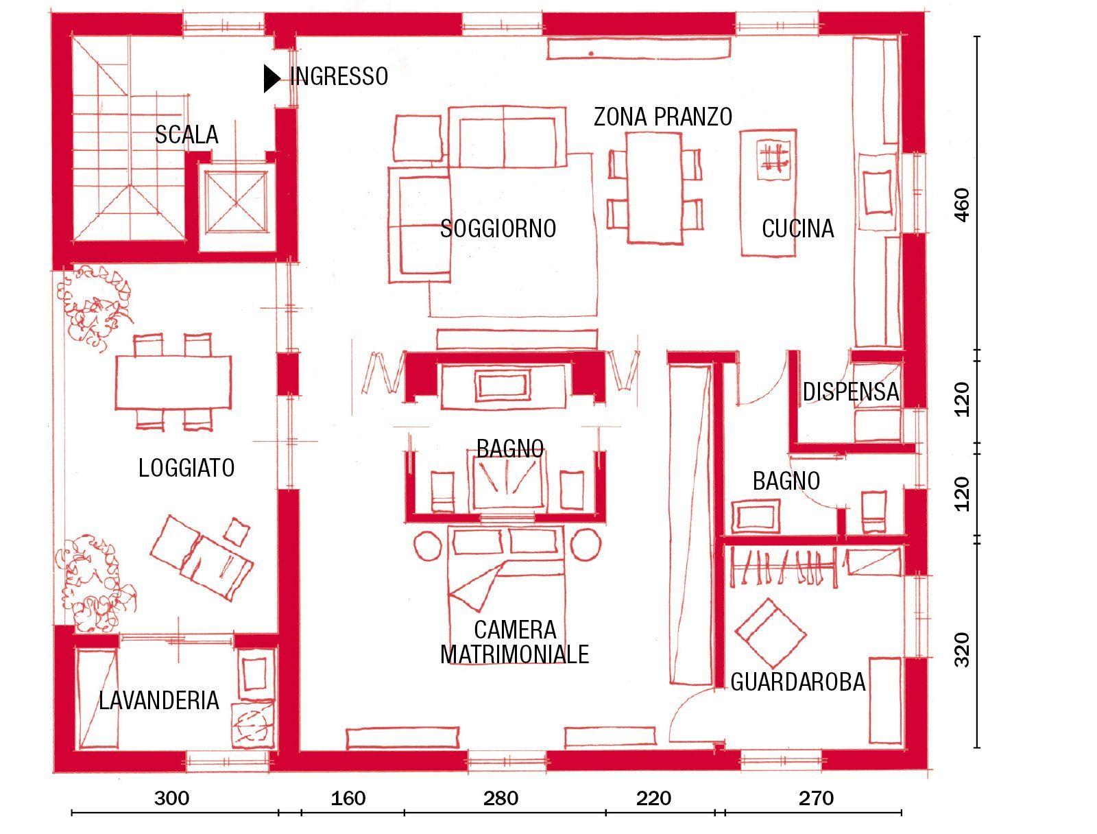 Pin Su Floor Plans