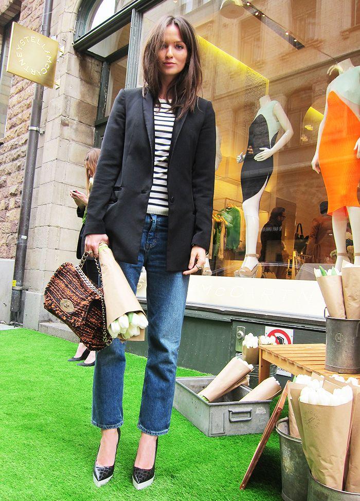 Zara Blazer - I need Acne Jeans - I need