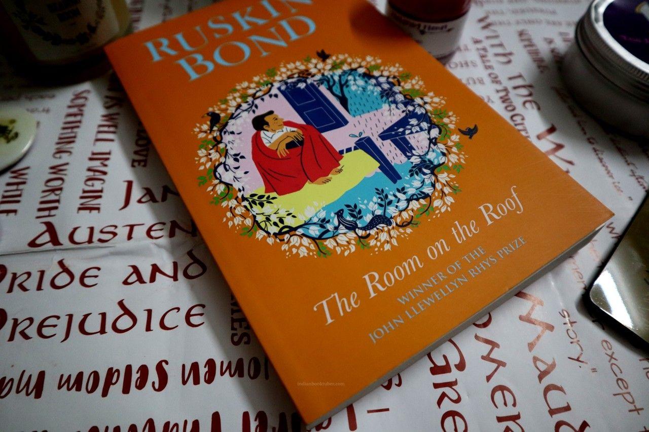 The Room On The Roof By Ruskin Bond Ruskin Bond Bond Books