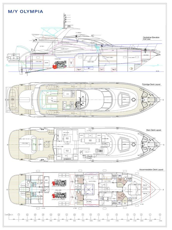 Awesome Yachts | Olympia