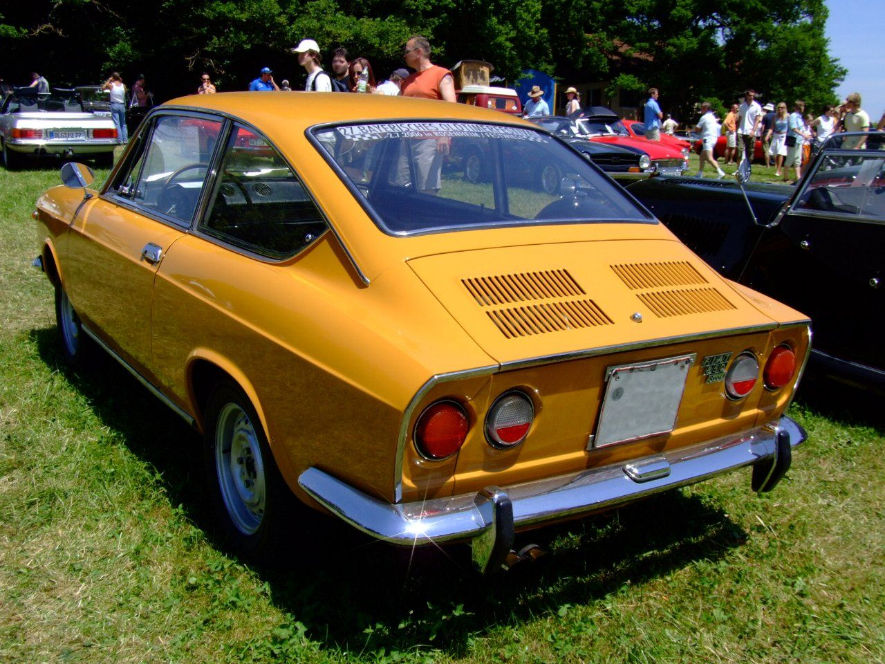 Fiat 850 Sport Coupe 1