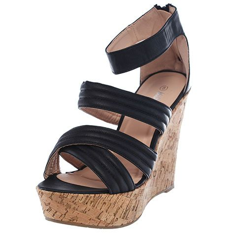 6131a50fb Image for Mooloola Siki Wedges from City Beach Australia