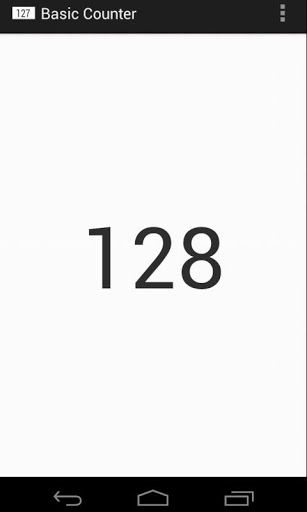 A simple counter. Just tap the screen to count everything you want.  http://Mobogenie.com