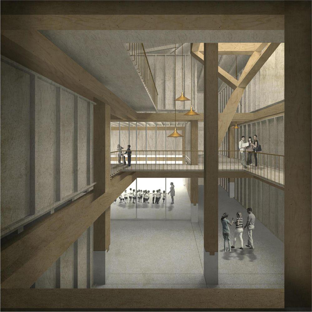 The palma de mallorca practice ted a arquitectos jaume Diseno de interiores palma de mallorca
