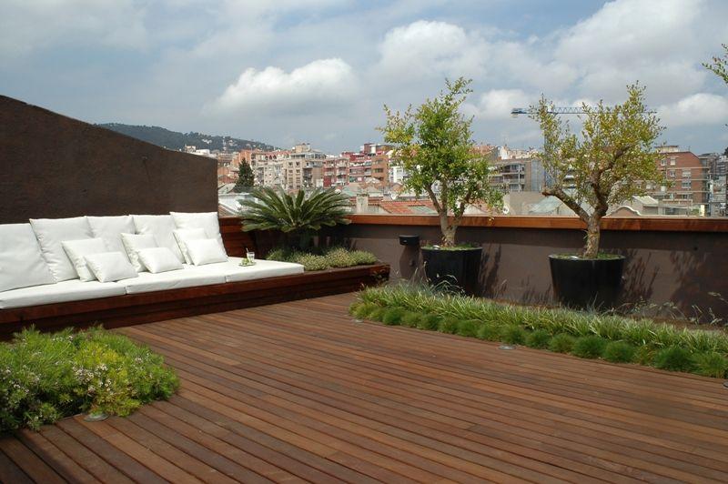 diseo de terrazas Buscar con Google terraza Pinterest