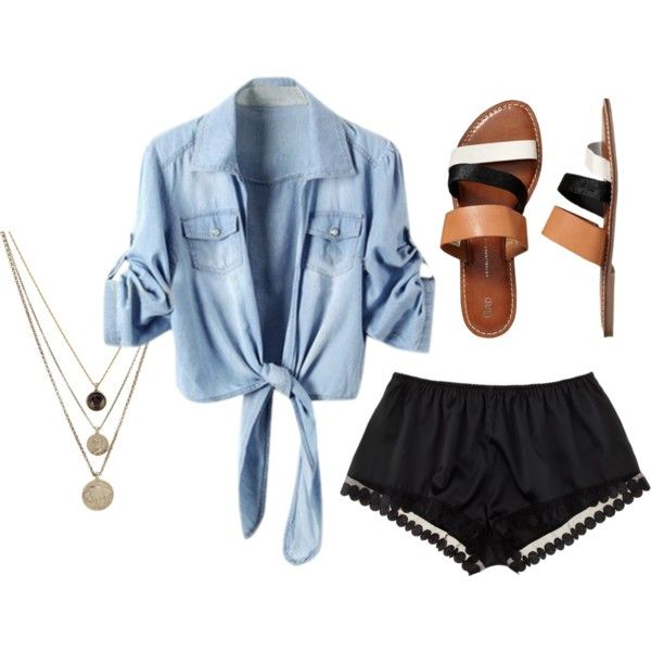 """Summer"" by aphrodisiacfox on Polyvore"