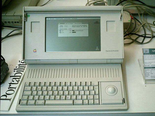 1989 Macintosh Portable 1989 Macintosh Portable The Adventure