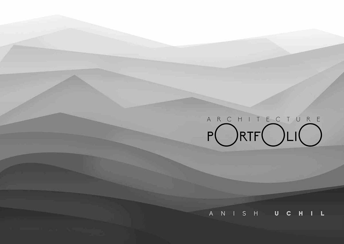 undergraduate architecture portfolio on Behance | P ORT - F OLIO