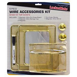 Prime Lockermate 26Reg 3B Locker Accessory Kit 2C Gold Locker Best Image Libraries Sapebelowcountryjoecom