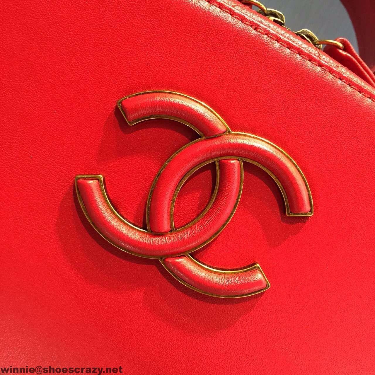 249c802c09a9 Chanel Coco Curve Flap Messenger Bag A93460 Paris 2016  298