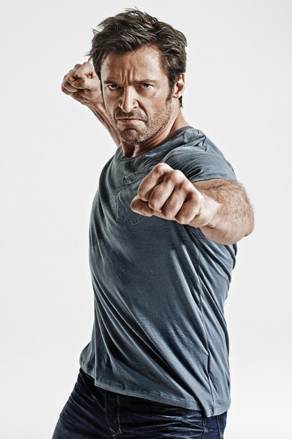 Hugh Jackman Wolverine Hugh Jackman Hugh Jackman Hugh Jackman Logan