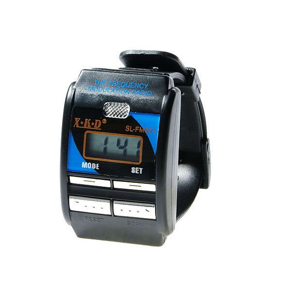 FM scan radio watvch Fm radio, Radio, Electronic products