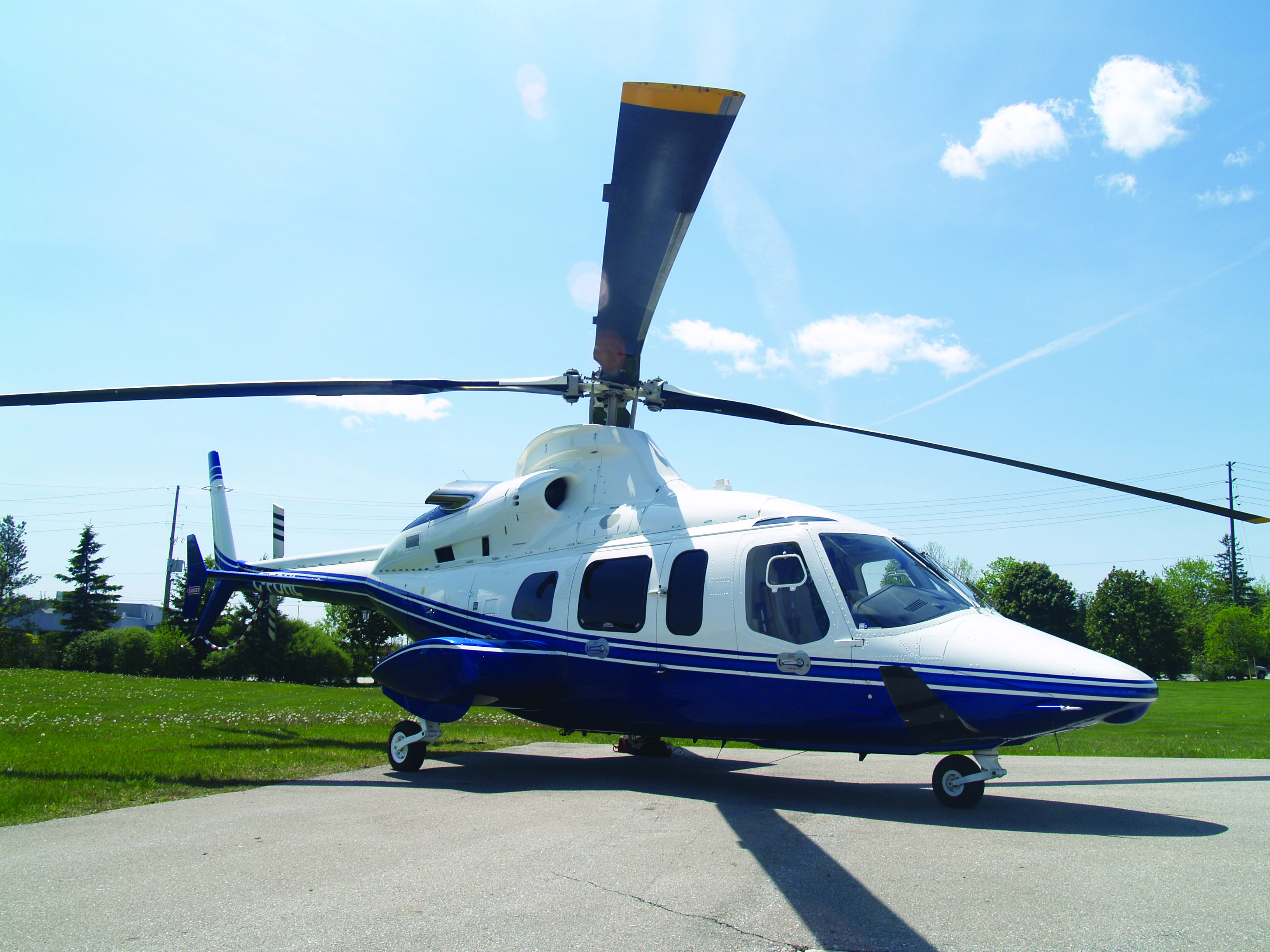 Bell 430 Helicopter » Skyservice Air Charter Air charter
