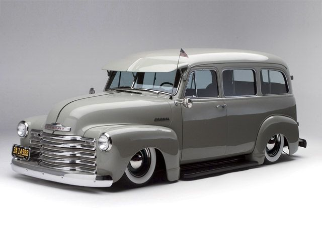 1953 Chevy Suburban Oh So Sweet Brought To You By House Of