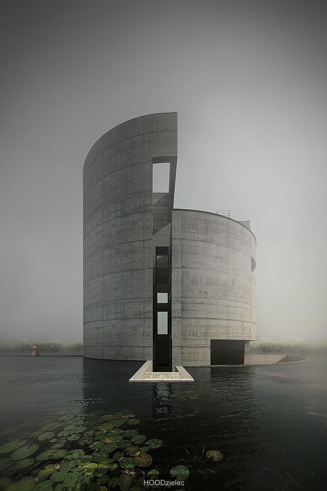 Hoodzielec Brutalist Architecture Concrete Architecture Amazing Architecture