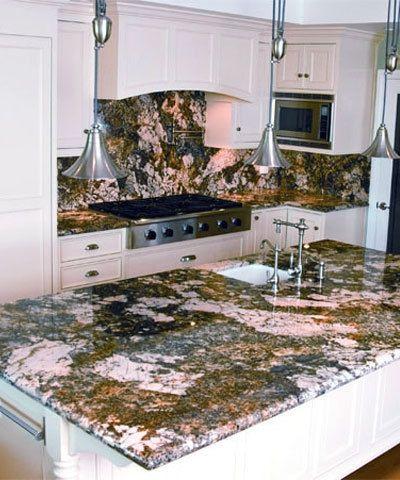 Mascarello Granite Countertops With
