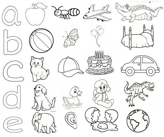 Pin On Printable Worksheet For Preschool