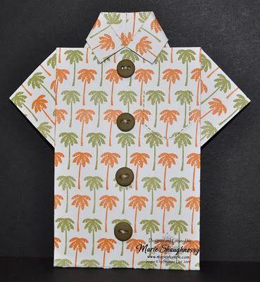 Hawaiian Shirt Tutorial