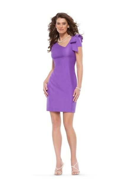 Elegant Summer Dress by Susanna Beverly Hills Made of dupioni silk in light purple.  #weddingdress #elegantdress #summerdress #susannabeverlyhills #summerfashion #dresstoimpress