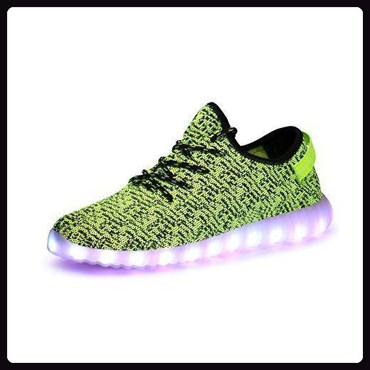 watch c80fe 2c444 iPretty Sportschuhe mit Leucht LEDs Unisex Sneakers 7 Farbe ...