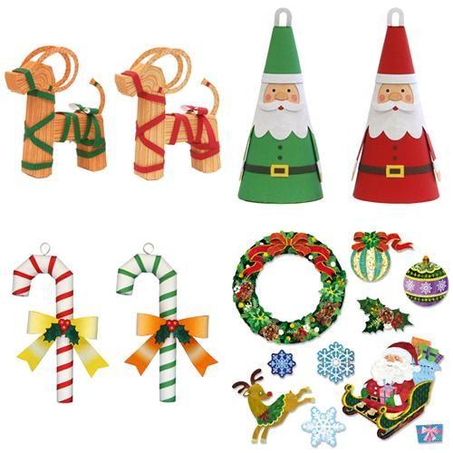 Imprimibles para Navidad: creaciones en papel | Navidad con Niños ...
