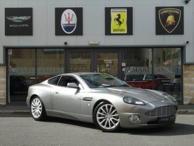 2002 02 Aston Martin Vanquish V12 For Sale In Preston Aston Martin Aston Martin Vanquish Aston