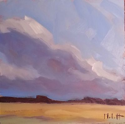 Contemporary Landscape Midwest Fields Original Oil Painting Heidi Malott Landscape Oil Painting Landscape Painting