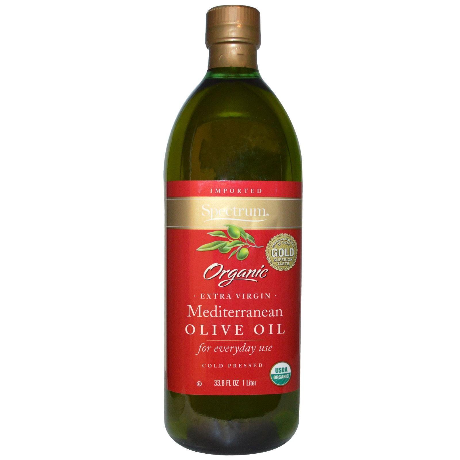 Spectrum Culinary, Organic Extra Virgin Mediterranean