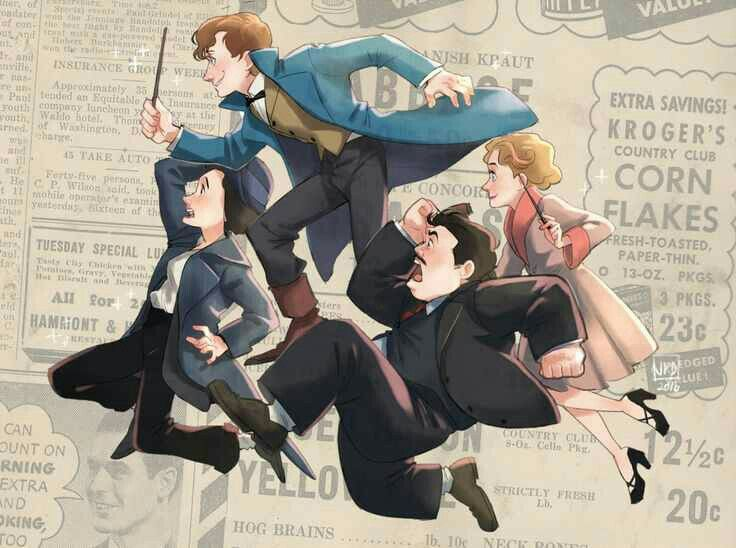I Love This Com Imagens Harry Potter Beast Animais