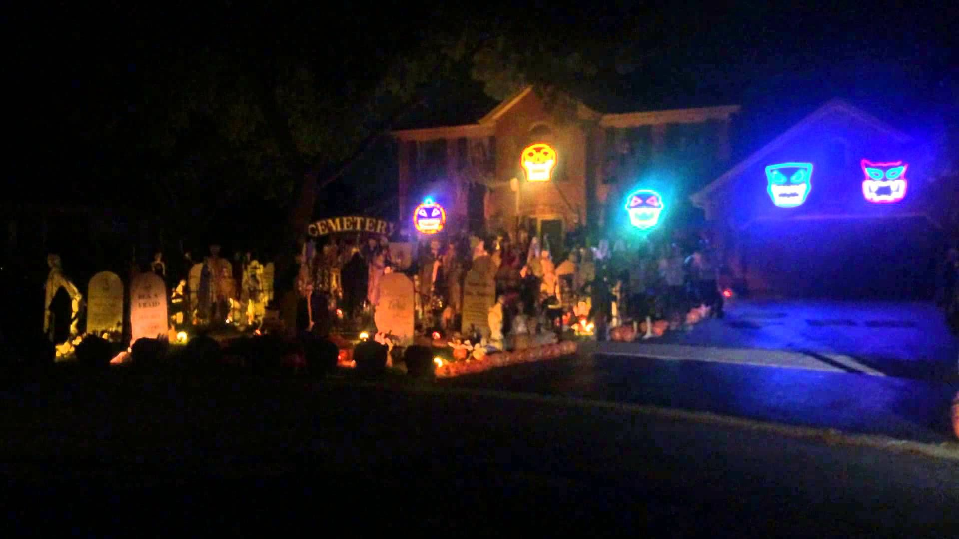 Thomas Halloween 2014, Conan Doyle Rd, Naperville IL. 96
