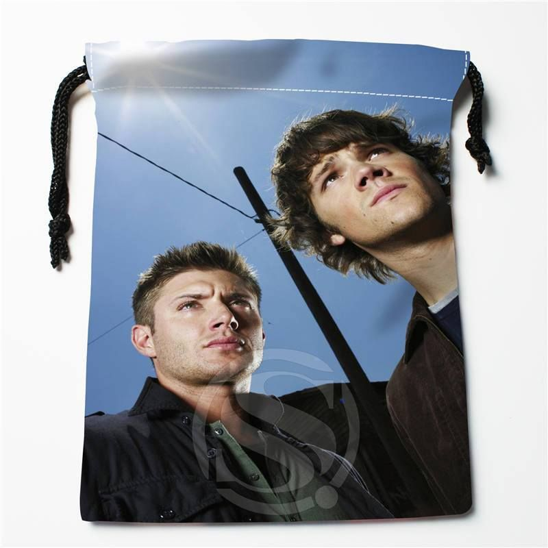 Supernatural Dean Sam Folding Bag